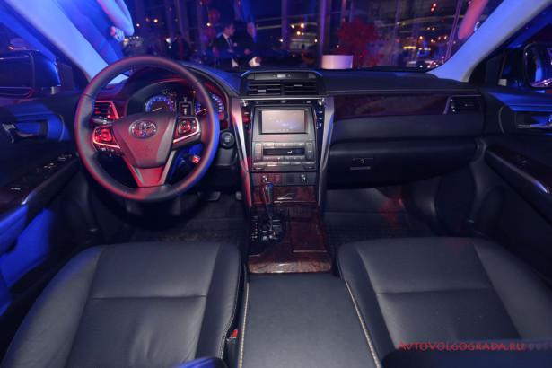 Toyota Camry 2015 Волгоград Агат Фото 37