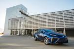 Водородный Toyota Mirai 2016 Фото 09
