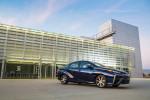 Водородный Toyota Mirai 2016 Фото 20
