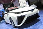 Водородный Toyota Mirai 2016 Фото 40