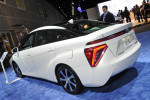 Водородный Toyota Mirai 2016 Фото 41
