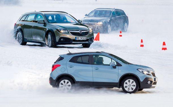 автовобили Opel