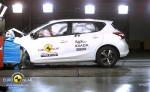 краш тест Nissan Pulsar фото 01