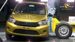 краш тест Suzuki Celerio фото 03