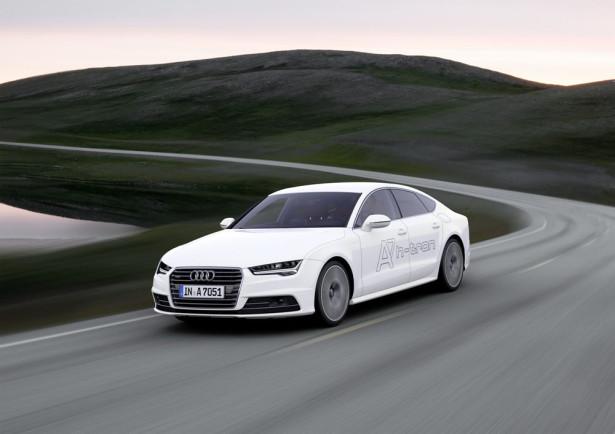 Audi-A7-Sportback-H-Tron 2015 Фото 01
