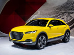 Audi TT offroad концепт e-tron 2015 Фото 01