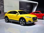 Audi TT offroad концепт e-tron 2015 Фото 03