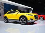 Audi TT offroad концепт e-tron 2015 Фото 04
