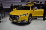 Audi TT offroad концепт e-tron 2015 Фото 08