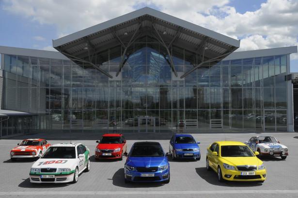 Автомобили Skoda 2015 Фото 04