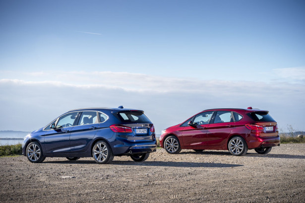 BMW 220d xDrive Active Tourer 2015 Фото 27