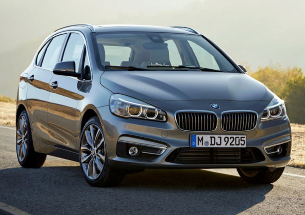 BMW Active Tourer 2015