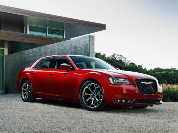 Chrysler 300 2015 Фото 29