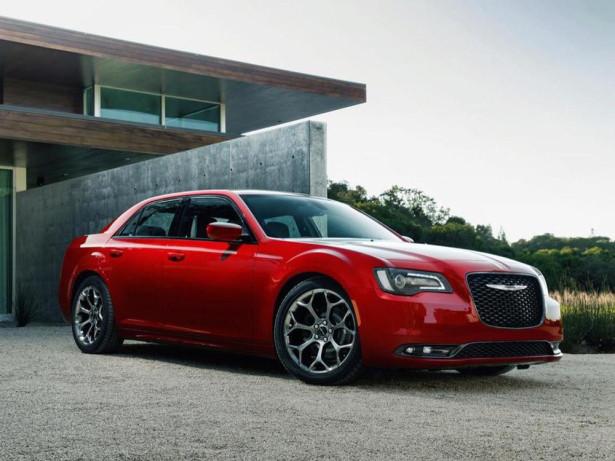Chrysler 300 2015 Фото 29
