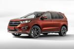 Ford Edge 2015 7 мест Китай Фото 02