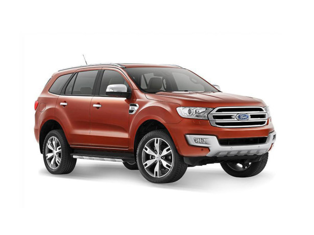 Ford Everest 2015 Фото 15