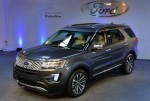 Ford Explorer 2016 Фото 01