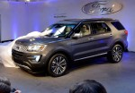 Ford Explorer 2016 Фото 12