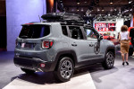 Jeep Renegade 2015 Фото 22