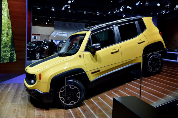 Jeep Renegade 2015 Фото 24