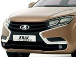 Lada Xray 2015 Фото 10