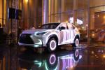 Презентация нового Lexus NX  в Волгограде