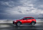Mazda CX-3 2016 Фото 02