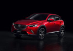Mazda CX-3 2016 Фото 08