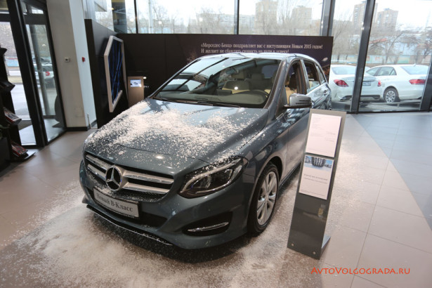 Mercedes-Benz B-Class Волгоград фото 02