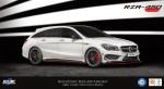 Mercedes-Benz CLA 45 AMG ShootingBrake 2015 Фото 01