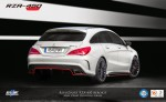 Mercedes-Benz CLA 45 AMG ShootingBrake 2015 Фото 02