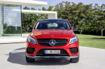 Mercedes Benz GLE Coupe 2016 Фото 04