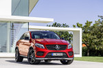 Mercedes Benz GLE Coupe 2016 Фото 05