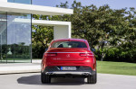 Mercedes Benz GLE Coupe 2016 Фото 07