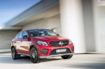 Mercedes Benz GLE Coupe 2016 Фото 08