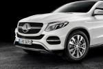 Mercedes Benz GLE Coupe 2016 Фото 15