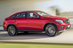 Mercedes Benz GLE Coupe 2016 Фото 17