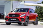 Mercedes Benz GLE Coupe 2016 Фото 18