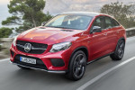 Mercedes Benz GLE Coupe 2016 Фото 20
