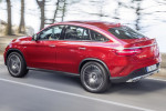 Mercedes Benz GLE Coupe 2016 Фото 21