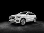 Mercedes Benz GLE Coupe 2016 Фото 23