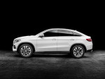 Mercedes Benz GLE Coupe 2016 Фото 24