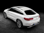 Mercedes Benz GLE Coupe 2016 Фото 26