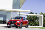 Mercedes Benz GLE Coupe 2016 Фото 38