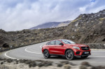 Mercedes Benz GLE Coupe 2016 Фото 42