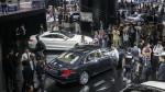 Mercedes Benz в Китае Фото 12