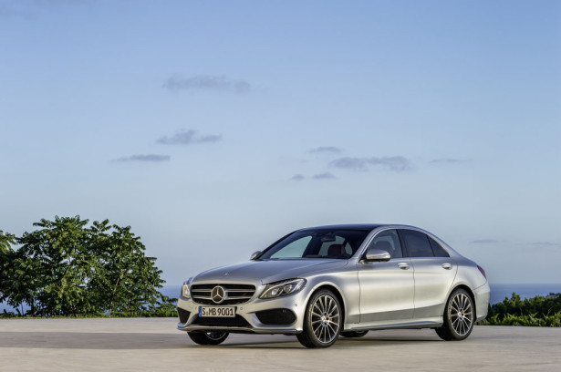 Mercedes C-Class Estate 2015 Фото 05