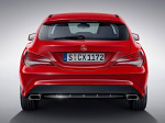 Mercedes CLA Shooting Brake 2015 Фото 02
