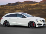 Mercedes CLA Shooting Brake 2015 Фото 03