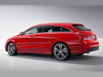 Mercedes CLA Shooting Brake 2015 Фото 10